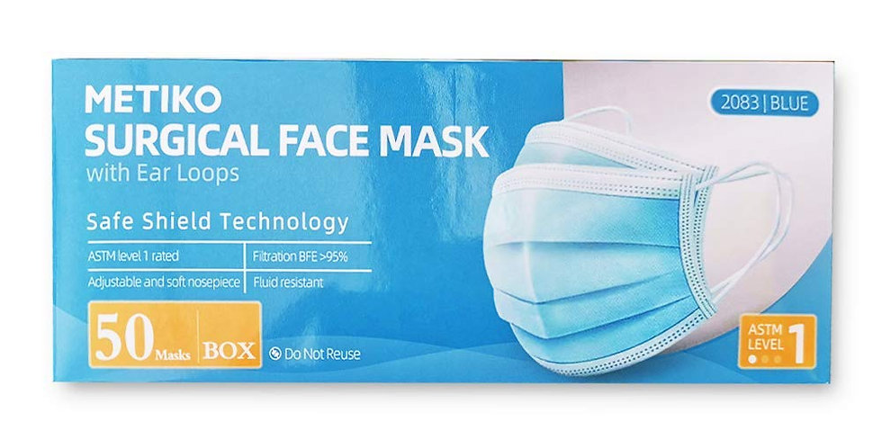 Surgical Face Mask (METIKO)