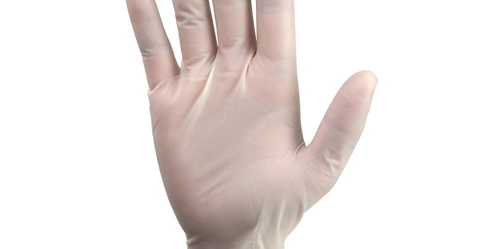 Latex Exam Gloves, Powder-Free