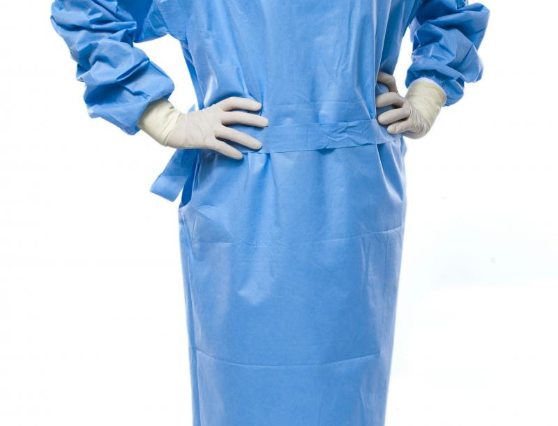 Disposable Isolation Gown (ANGELINE)