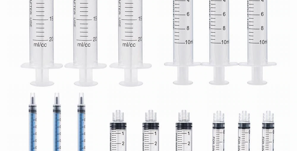 Disposable Syringes