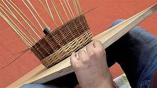 Willow Basket Weaving - Free Beginners Course
