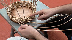 Basket Weaving Techniques - Introduction to Waling