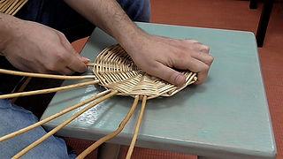 Willow Basket Weaving Tutorial - The Upsett