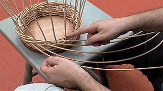 Weaving techniques - Introduction to waling