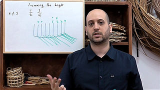 Advanced Willow Basketry - French Randing (Video Lesson)