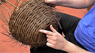 Rope Coil Waling - Special Basketry Techniques (Video Tutorial)