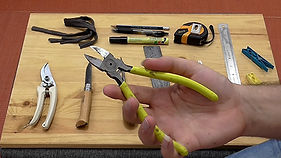 Basket Making Tools - Free Video Guide