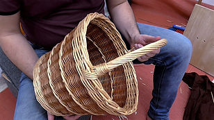 How to weave a basket from willow - Video Course