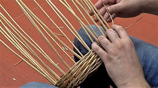 Free Willow Basketry Course for Beginners - The Upsett