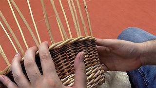 Basket Weaving for Beginners - Waling Bands (Video)