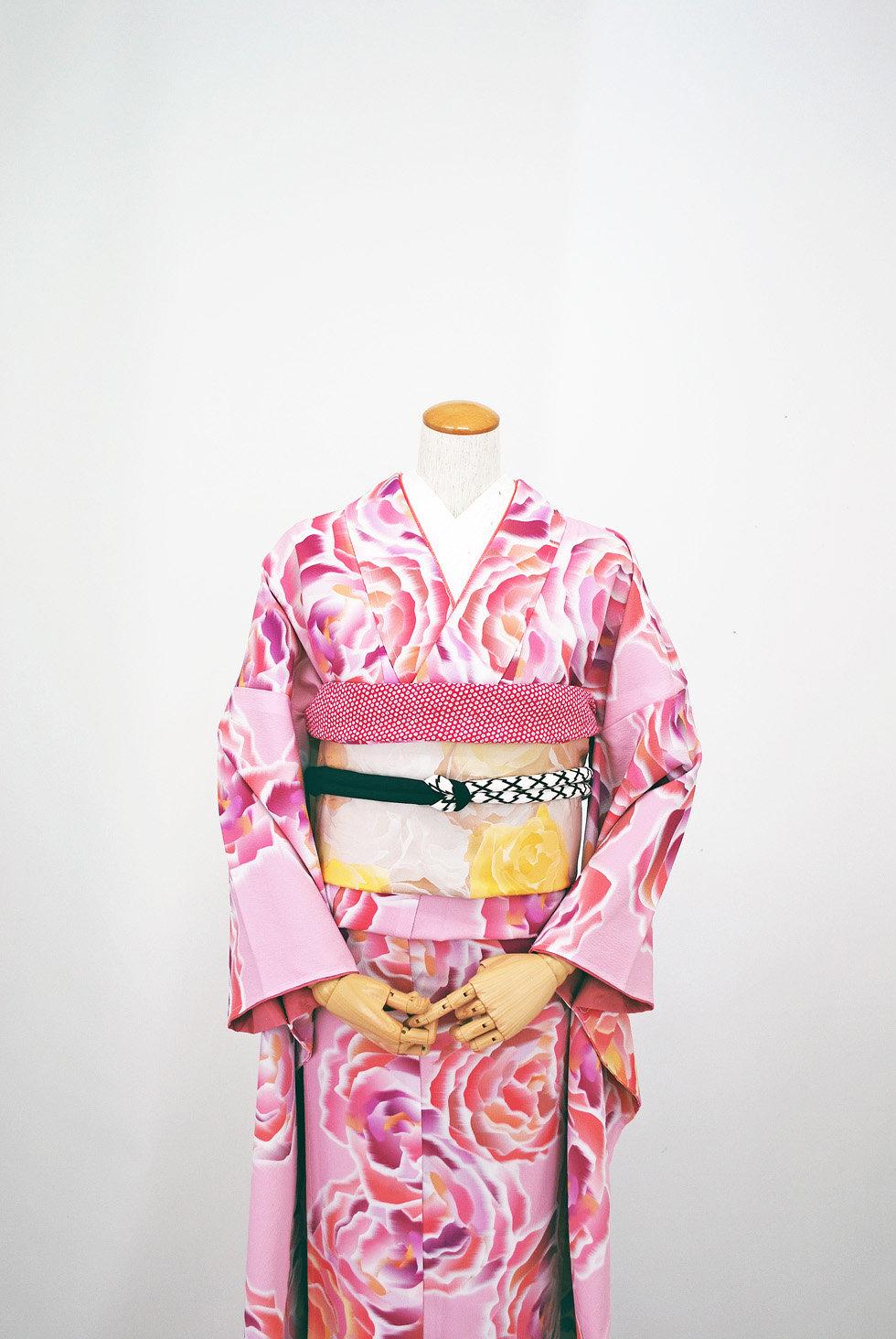 LA-VIE × uresuji | 薔薇 ピンク | 撮影セット
