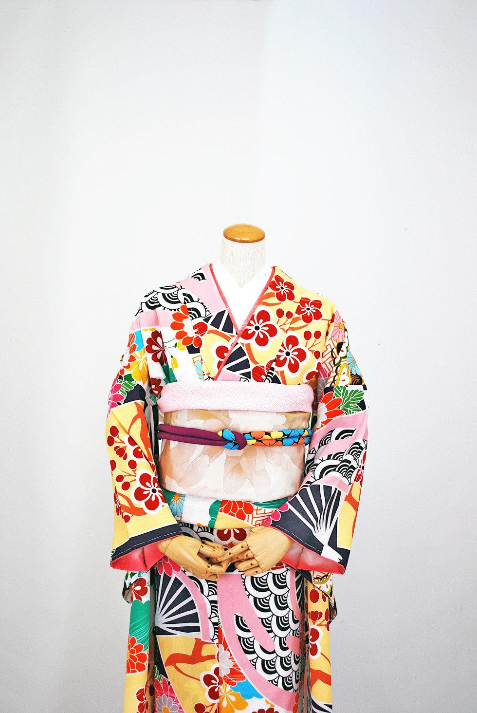 LA-VIE × uresuji | 檜扇 紫地 | 撮影セット
