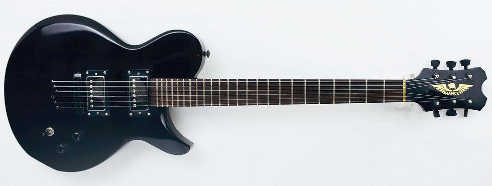 VL-1 Transparent Black