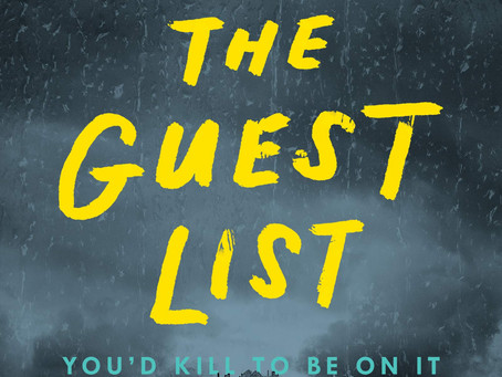 The Guest List: Book Review