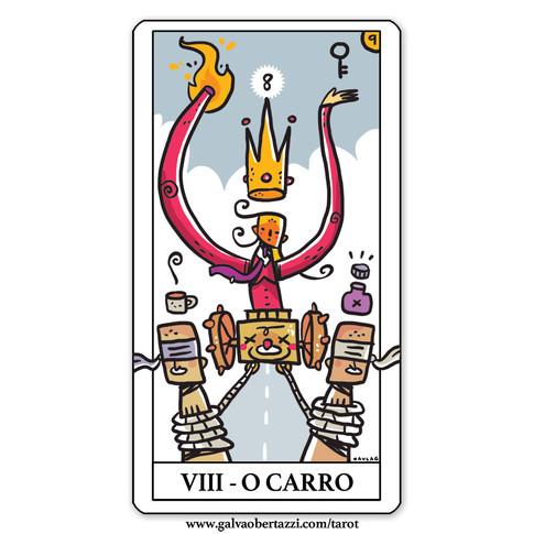 VIII - O CARRO