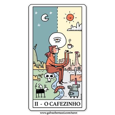II - O CAFEZINHO