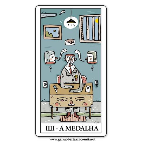 IIII - A MEDALHA