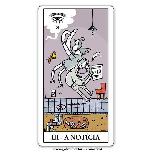 III - A NOTÍCIA