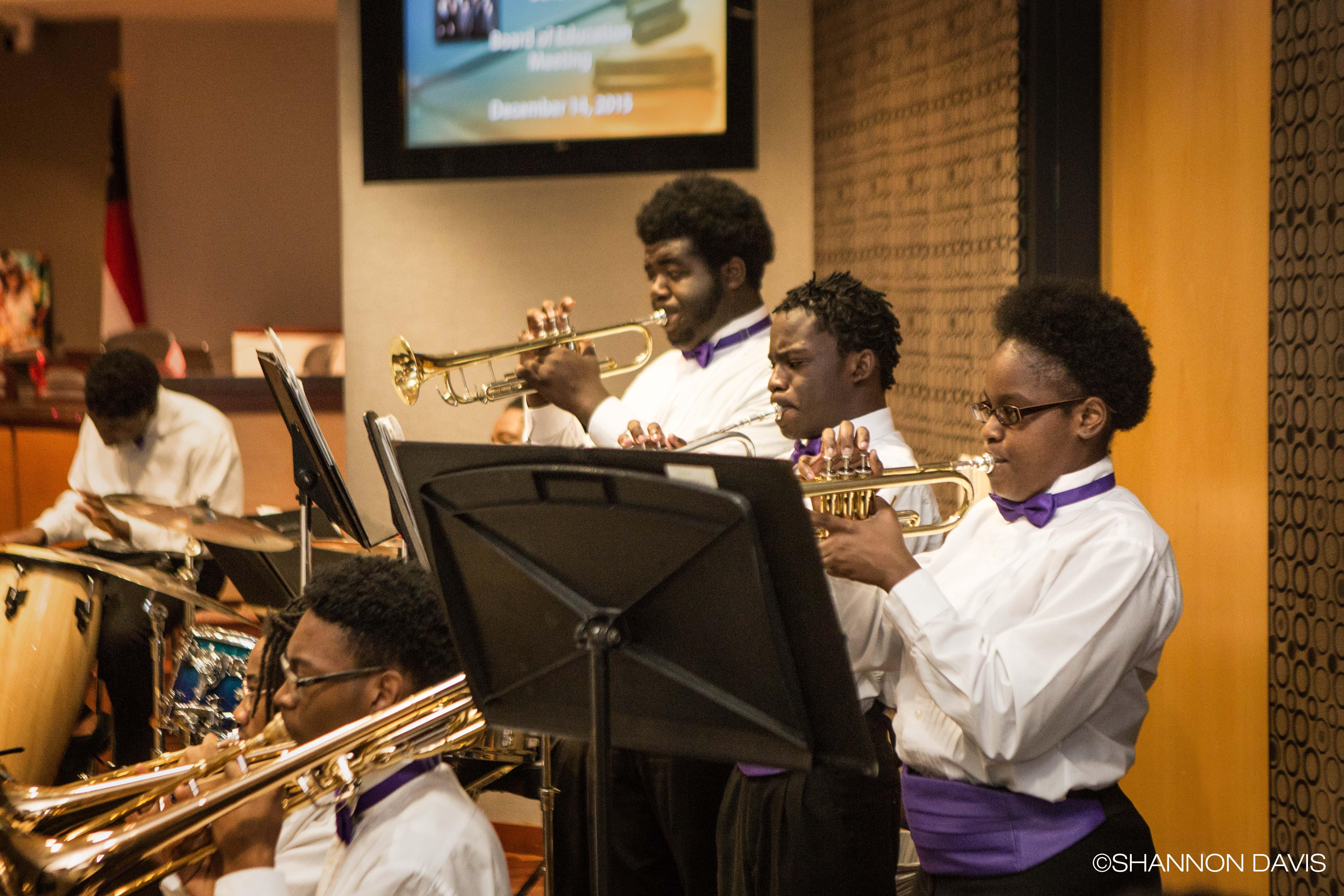 South Atlanta H S Jazz Band
