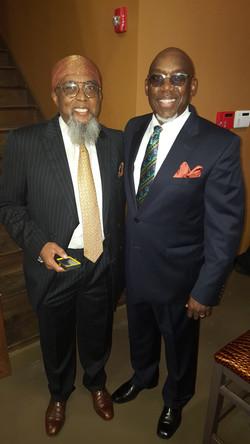 WRFG's Ralph Rice & Stan Bryant