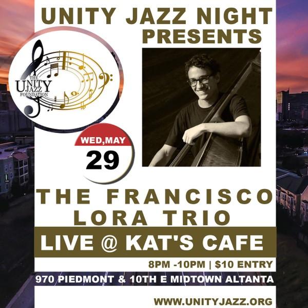 Unity Jazz Flyer Francisco
