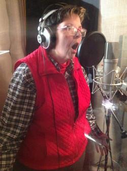 Vocalist Tia Rix