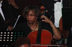 Cellist Vanessa