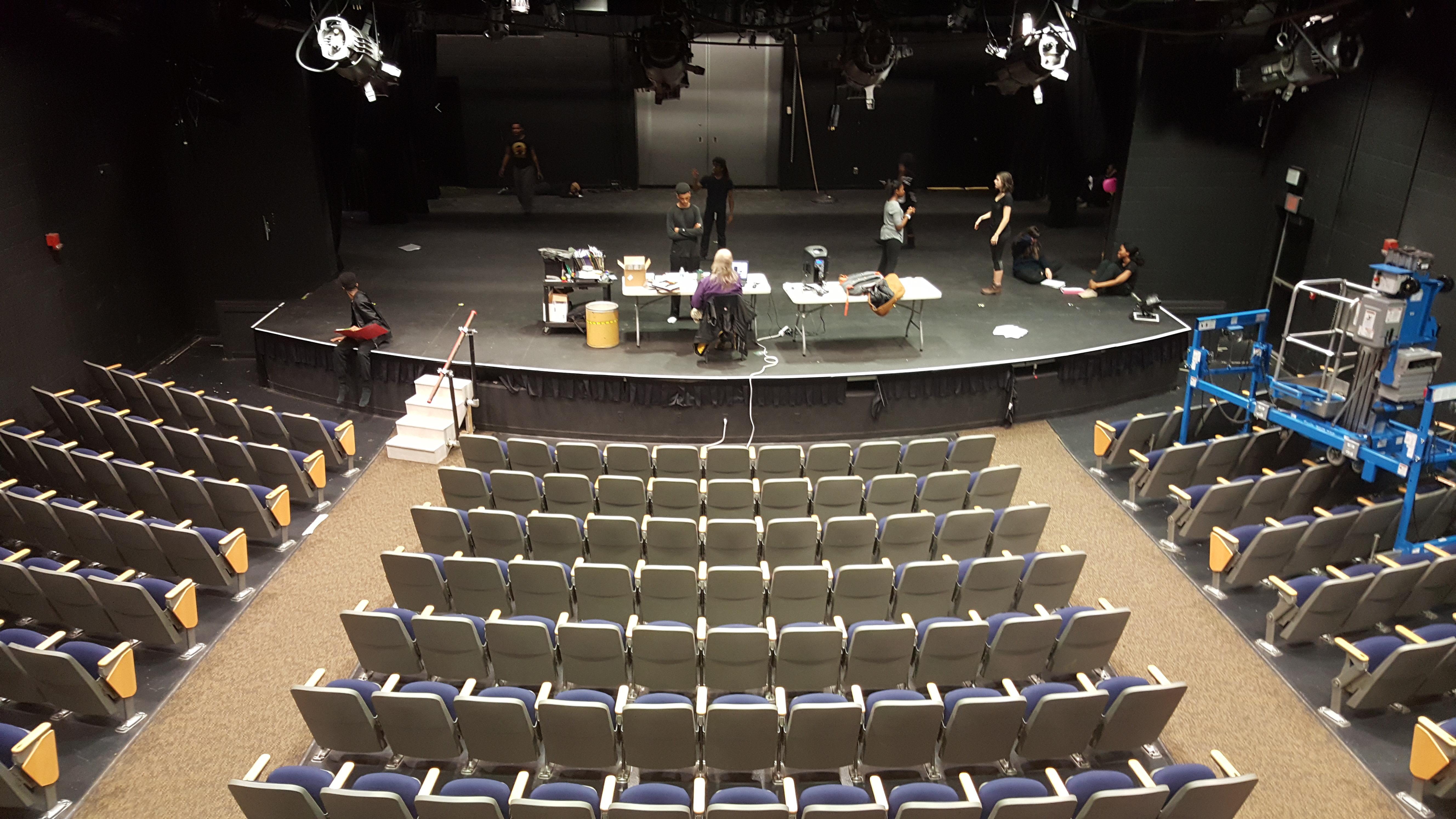 Kyle Theater Dekalb School PAC