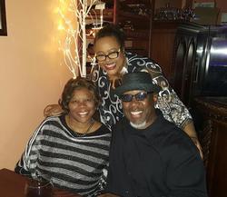 Kathy, Tamara, Stan @ Velvet Note