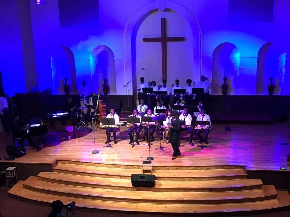 South Atlanta High School Jazz Ensemble
