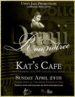 Danii Roundtree @ Kat's