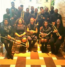 Miller Grove High School Jazz Band
