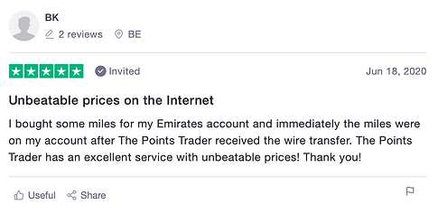 The Points Trader Review June 18 2020.pn