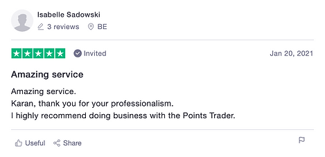 The Points Trader Review Jan 20, 2021.pn