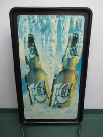 IC Ice Light up bar wall sign - 14x24