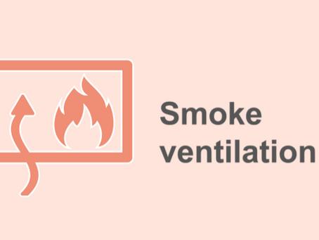 Effective smoke ventilation design – compliance is critical