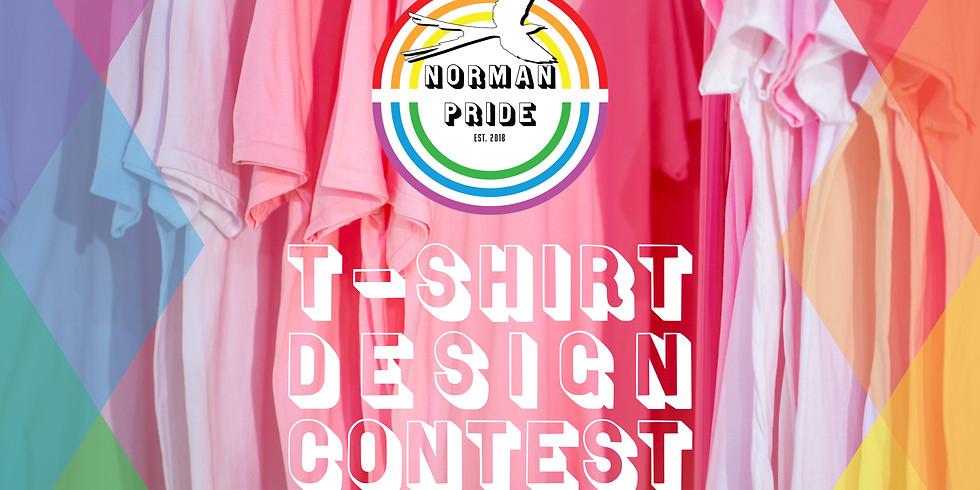 2020 Norman Pride Festival T-shirt Design Contest