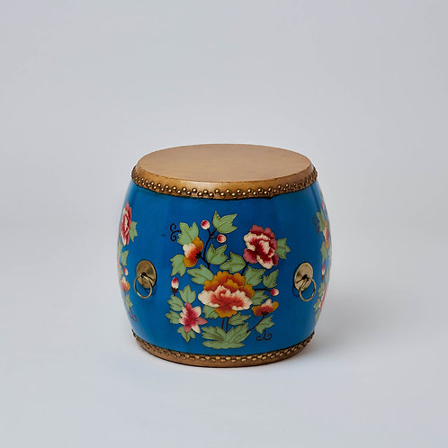 Drum Stool (Blue)