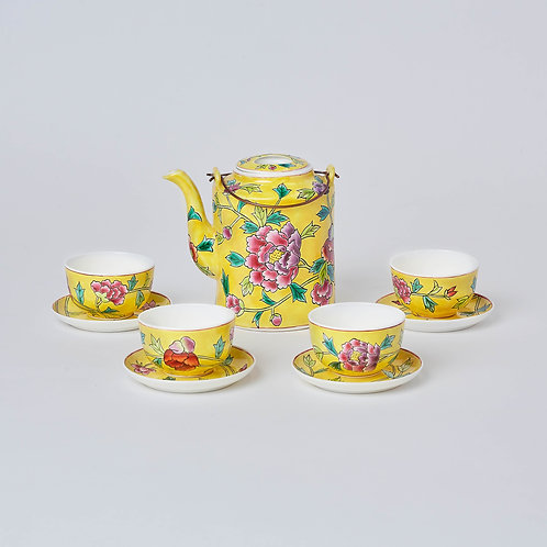 We deliver in Singapore. Affordable décor and tea set available at Lims