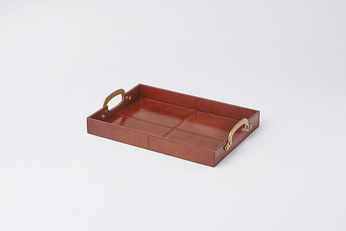 Leather Tray - Rectangle