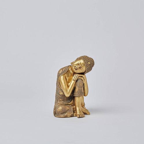Resting Buddha (Gold)