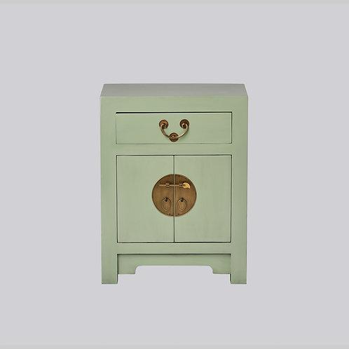 Bedside Cabinet (Pistachio Green)