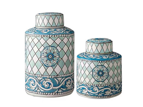 Affordable décor and tea jars available at Lims. We deliver in Singapore.