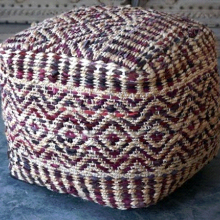 Block Pouf (Natural&Wine)