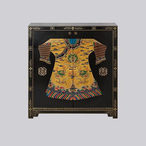 Robe Shoe Cabinet (Black)