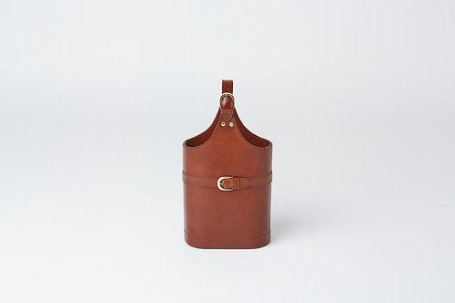 Leather 2 Wine Bottle Holder