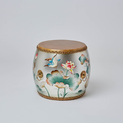 Many designs of ceramic stool use with Free Delivery. No Sale Affordable Chinese furniture at Lims.