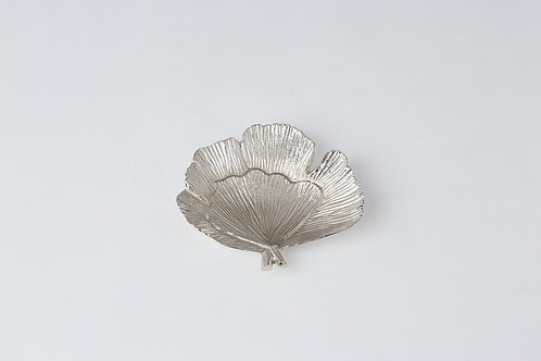 Decorative Leaf Bowl (Silver)