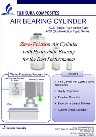 Air Bearing Cylinder