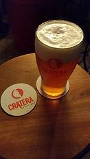 Copo de cerveja APA